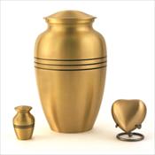 Classic Bronze Urns