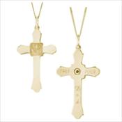 Cross Keepsake (Urn)