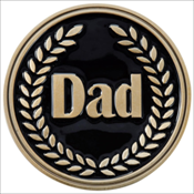 Dad Medallion
