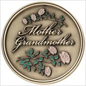 Mother - Grandmother Medallion