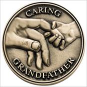 Grandfather Medallion