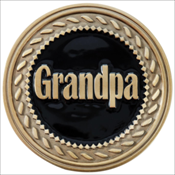 Grandpa Medallion