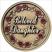 Daughter Medallion