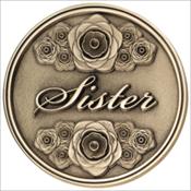 Sister Medallion