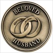 Husband Medallion