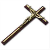 Crucifix Medallion