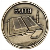 Faith Medallion