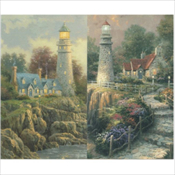 Thomas Kinkade - Lighthouses (649)