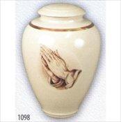 Praying Hands Porcelain Adult