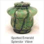 Spotted Emerald Splendor Wave