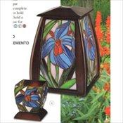 Art Glass Series Urns & Votive Mementos
