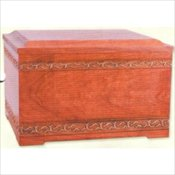 Urn with Memory Chest