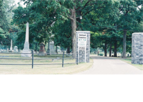 Oakland Cemetery - Eric Elberg