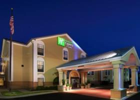 Holiday Inn Express in North Little Rock