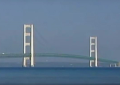 The Mackinac Bridge on Modern Marvels