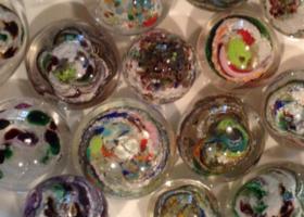 Glass by Pauly - Artist Pauly Cudd