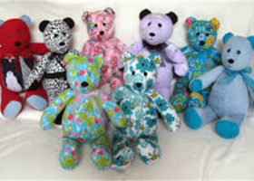 Memory Bears by Red Wing Area Seniors, Inc.