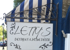 Letty's Design & Home Decor