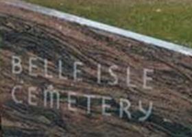 Belle Isle Cemetery