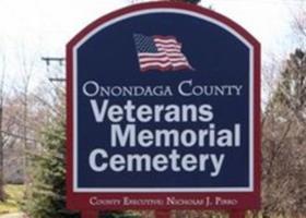 Onondaga County Veterans  Memorial Cemetery