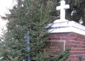St. Mary's Cemetery - Baldwinsville