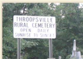 Throopsville Rural Cemetery