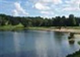 Veterans Memorial Park at Gillie Lake