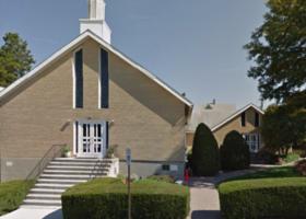 Mount Olivet Baptist Church.