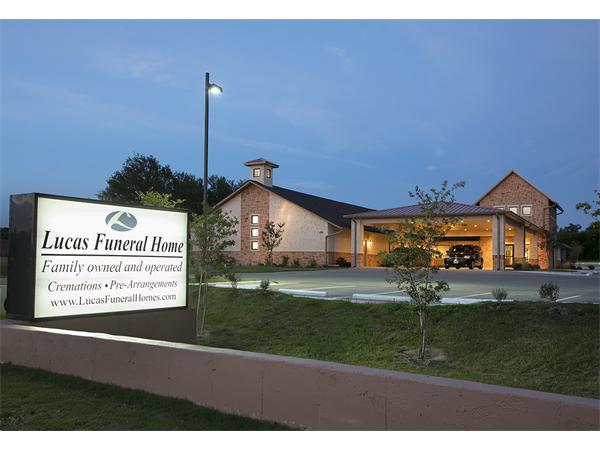 Lucas Funeral Home - Keller, Keller TX