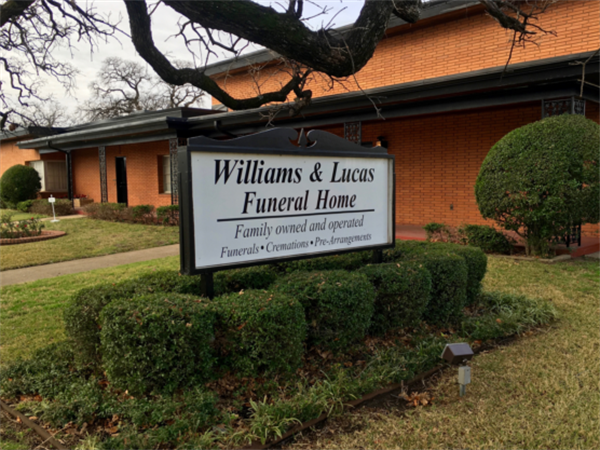 Williams and Lucas Funerals & Cremations- Ft. Worth, Fort Worth TX