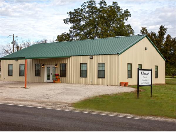 Edwards Funeral Home (Strawn), Strawn TX