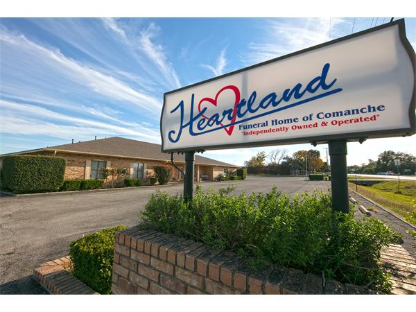 Heartland Funeral & Cremation Service of Comanche, Comanche TX