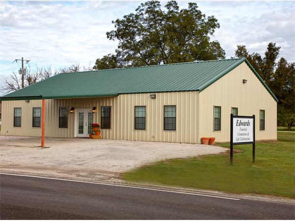 Edwards Funeral Home - Strawn, Strawn TX