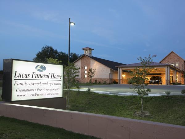 Lucas Funeral Home - Keller , Keller TX