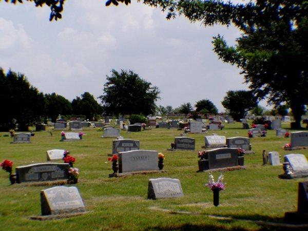 Burleson Cemetery, Burleson TX