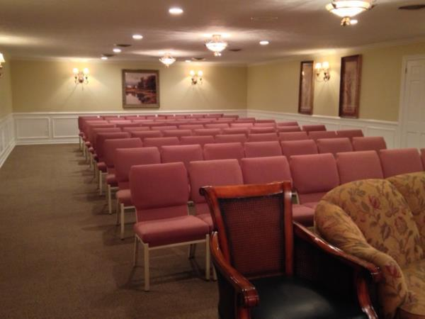 Facilities & Directions | Bailey Funeral Home - Vienna, IL