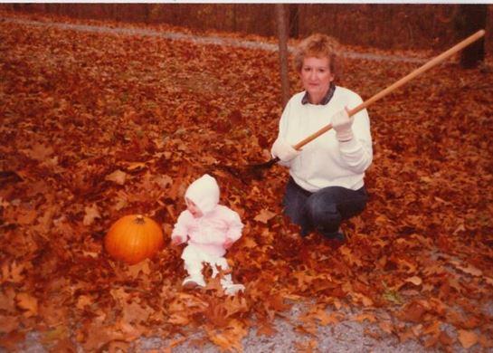 Pumpkin bettie Homemade Pumpkin