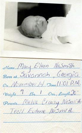Ms  Mary Eileen NeSmith Jenkins Obituary - Visitation