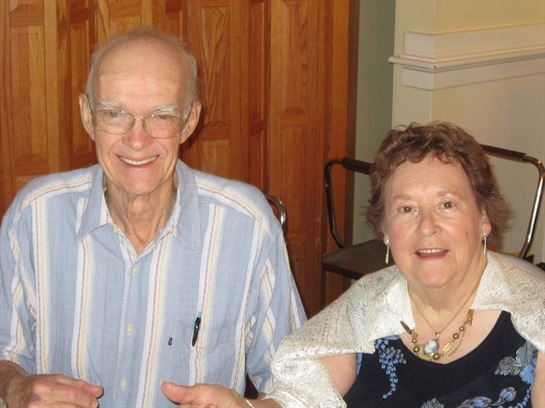 Frederick & Claire Catterall Obituary - Visitation & Funeral